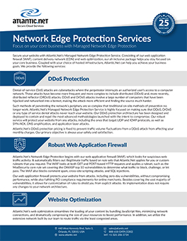 Network Edge Protection