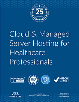 Cloud & Managed Server Hosting for Healthcare Professionals