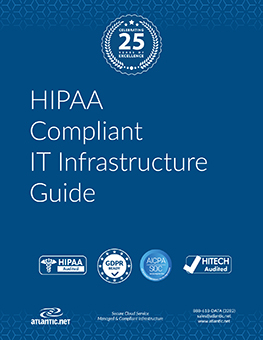 HIPAA Compliant IT Infrastructure Guide