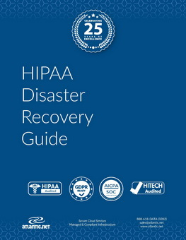 HIPAA Disaster Recovery