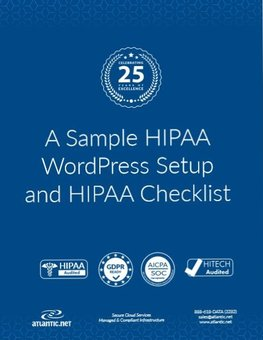 HIPAA WordPress Guide and Checklist