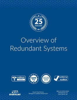 Overview of Redundant Systems