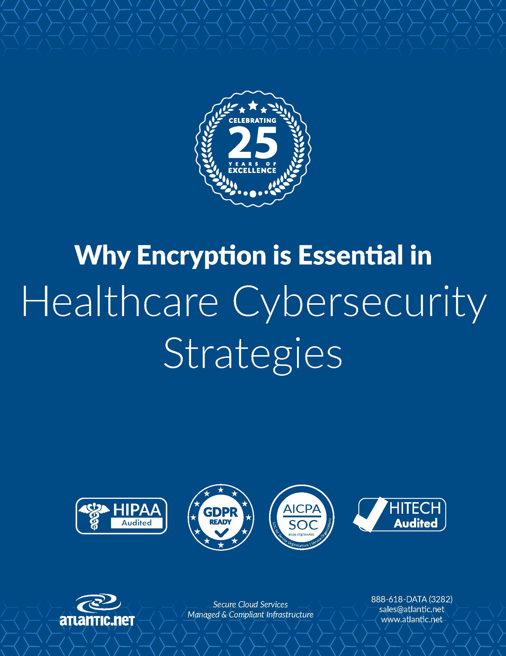 Why Encryption is Essential in Healthcare Cybersecurity