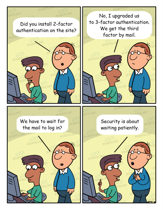 Hosting humor - security - passwords