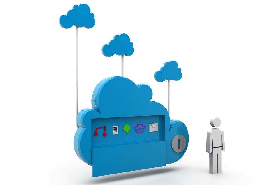 Shopping from cloud vending machine