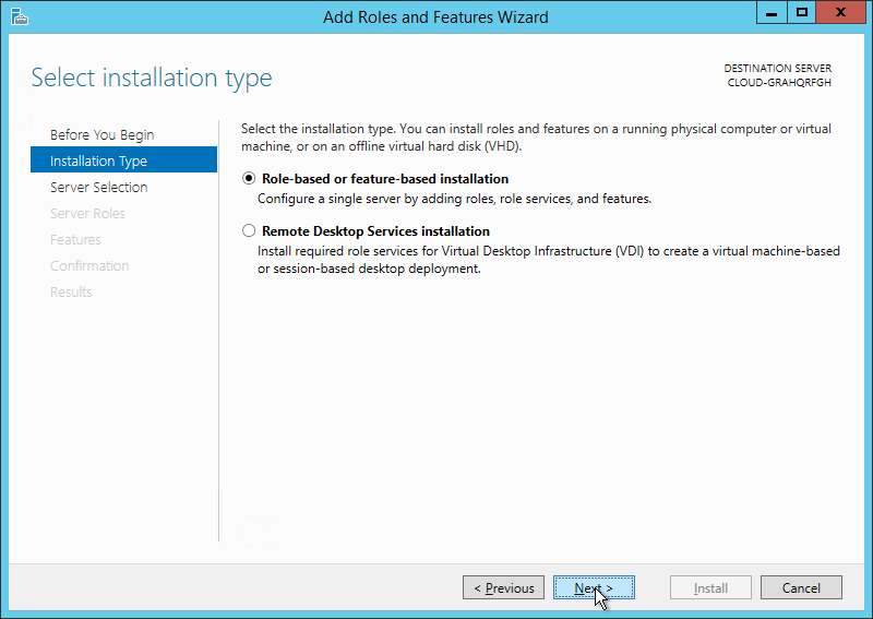 How to Install FTP on Windows Server 2012 R2 | Atlantic Net
