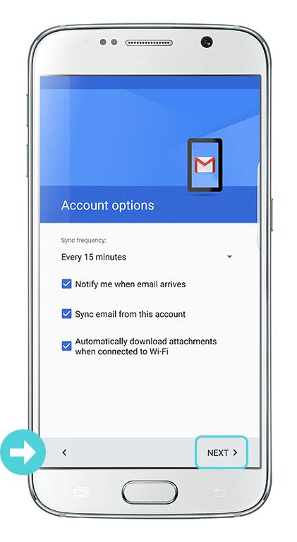 Gmail app imap 10