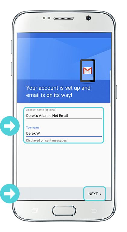 Gmail app imap 11