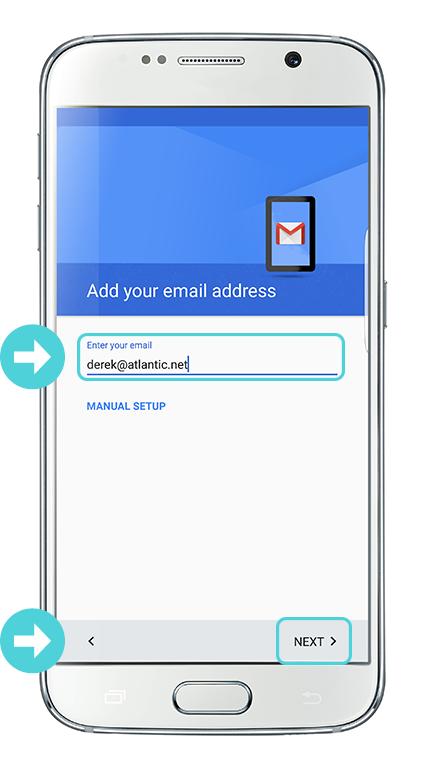 Gmail app imap 5