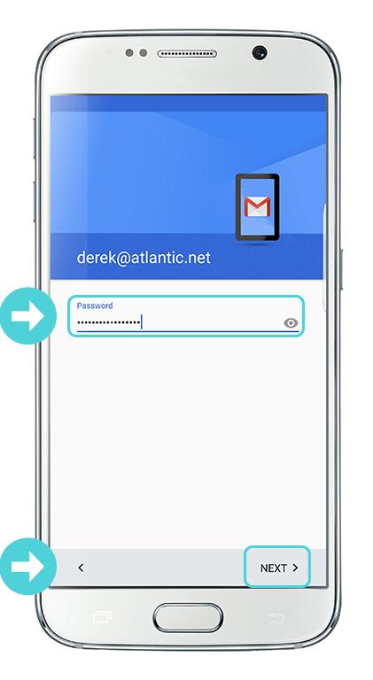 Gmail app imap 7