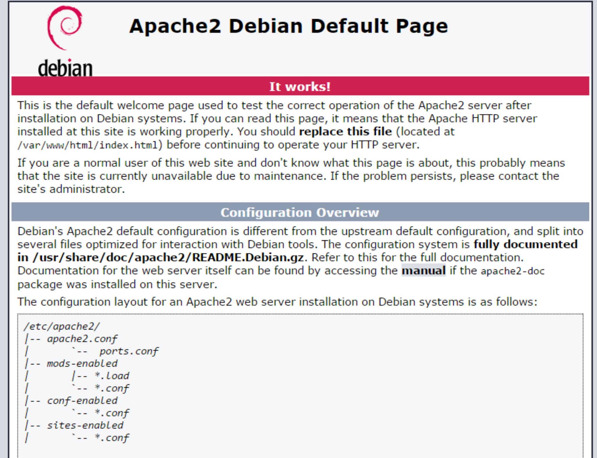 Instalacion de-Linux-Apache-MySQL- Y PHP-LAMP-En-Debian-8