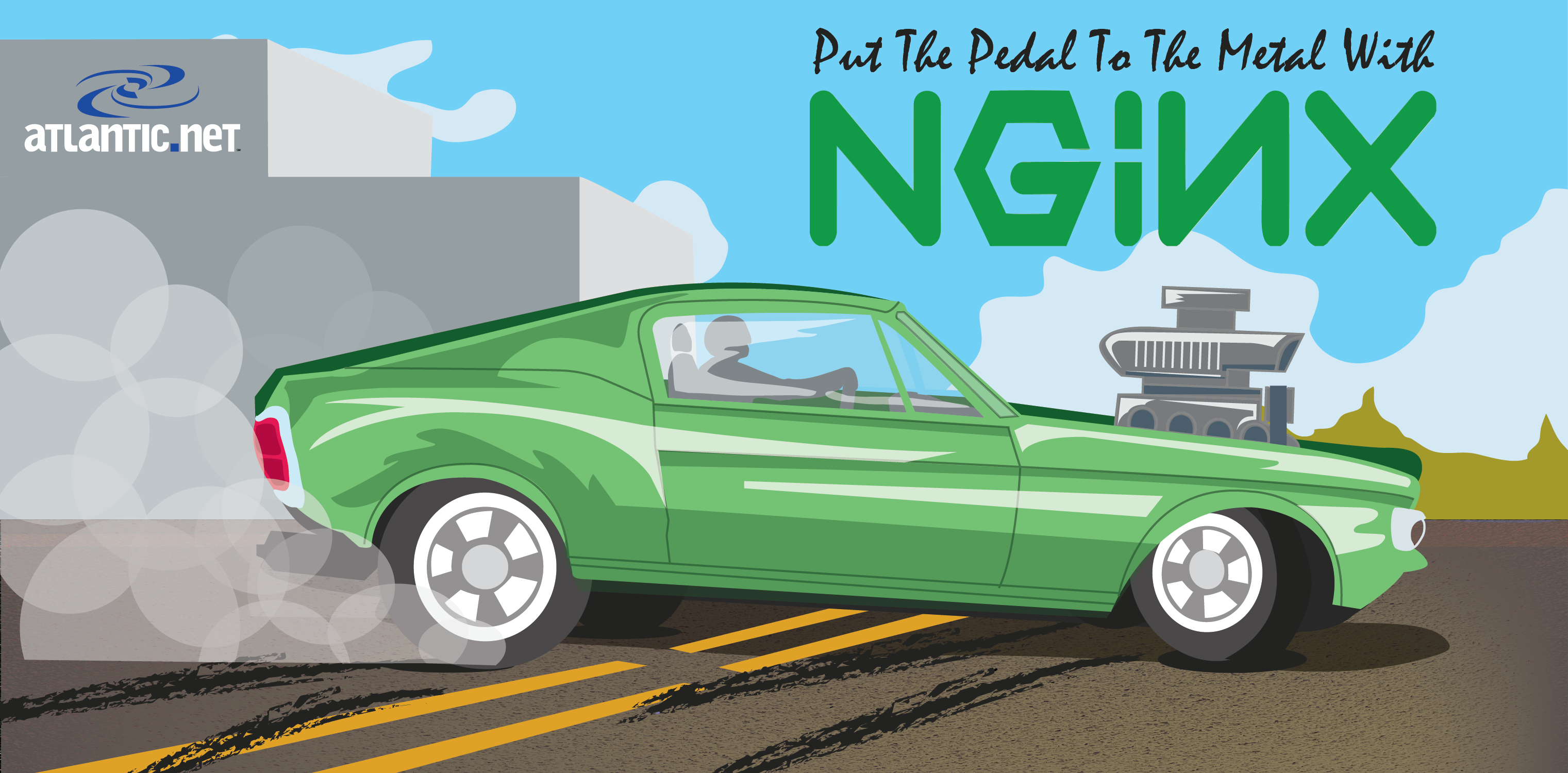 NGINX Car by Walker Cahall