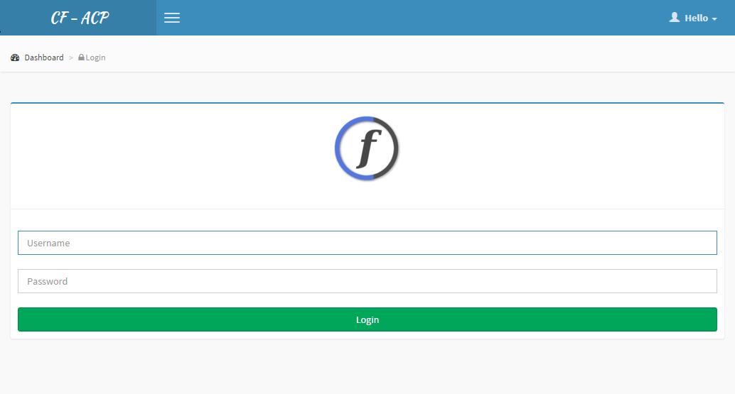 Codoforum -Admin site-