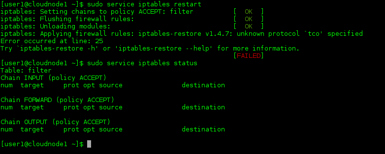 How to: Basic IPTables File Configuration | Atlantic Net