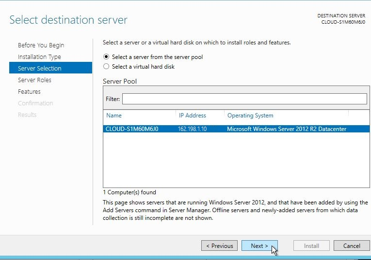 Install Active Directory Lightweight Directory Services Windows Server 2012-3