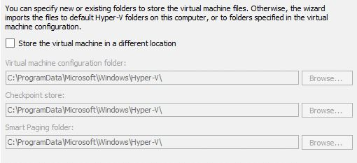 Importing a Cloned VM in Windows Server 2012-5