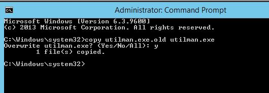 Reset a Forgotten Windows Host Administrator Password-5