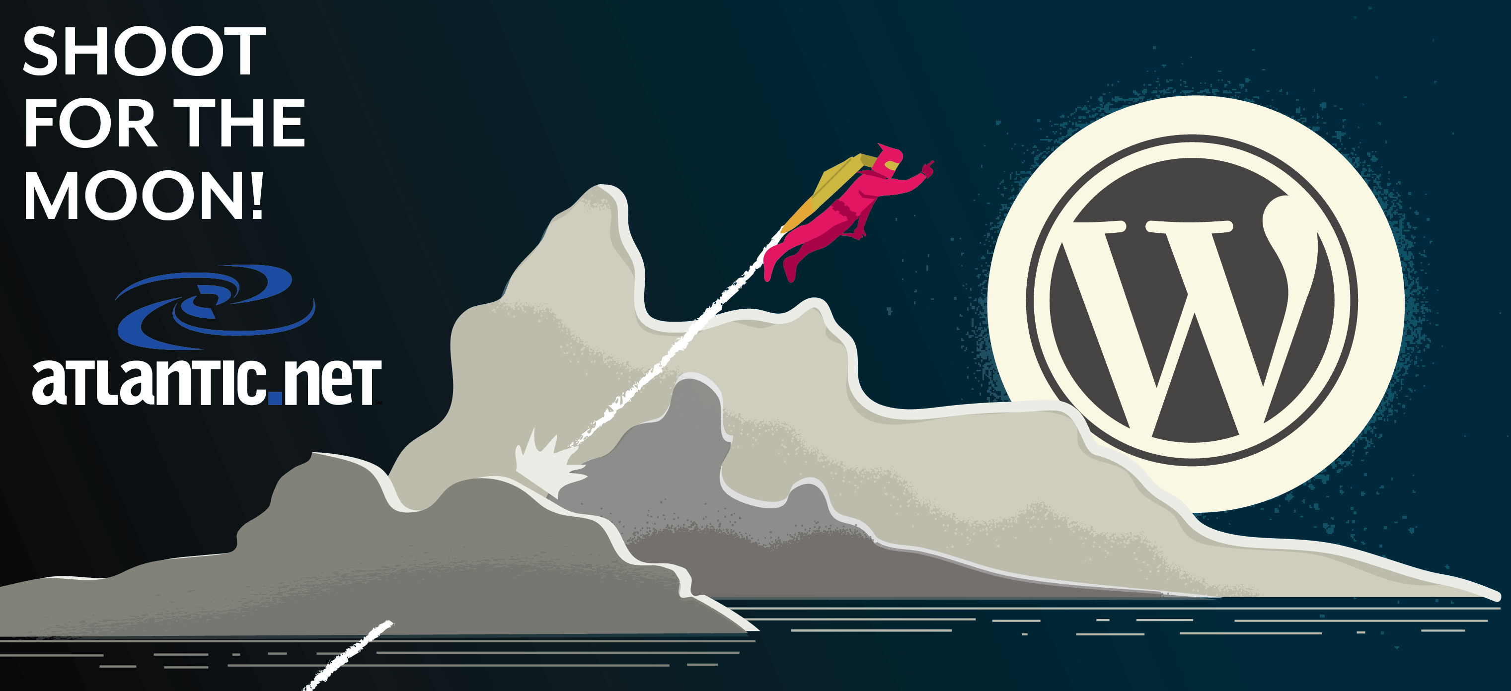 WordPress Illustration by Walker Cahall
