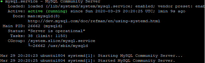 MySQL, MySQL / MariaDB Database Administration and SQL Language Basics